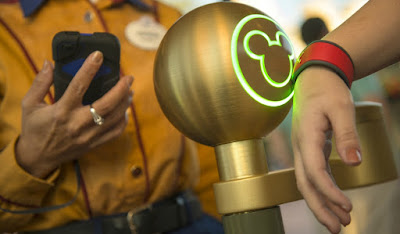 Disney Magic Bands At The Parks TheMagicChannelBlog