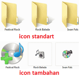 Cara Mudah Ganti Icon Folder Di Komputer Windows 7