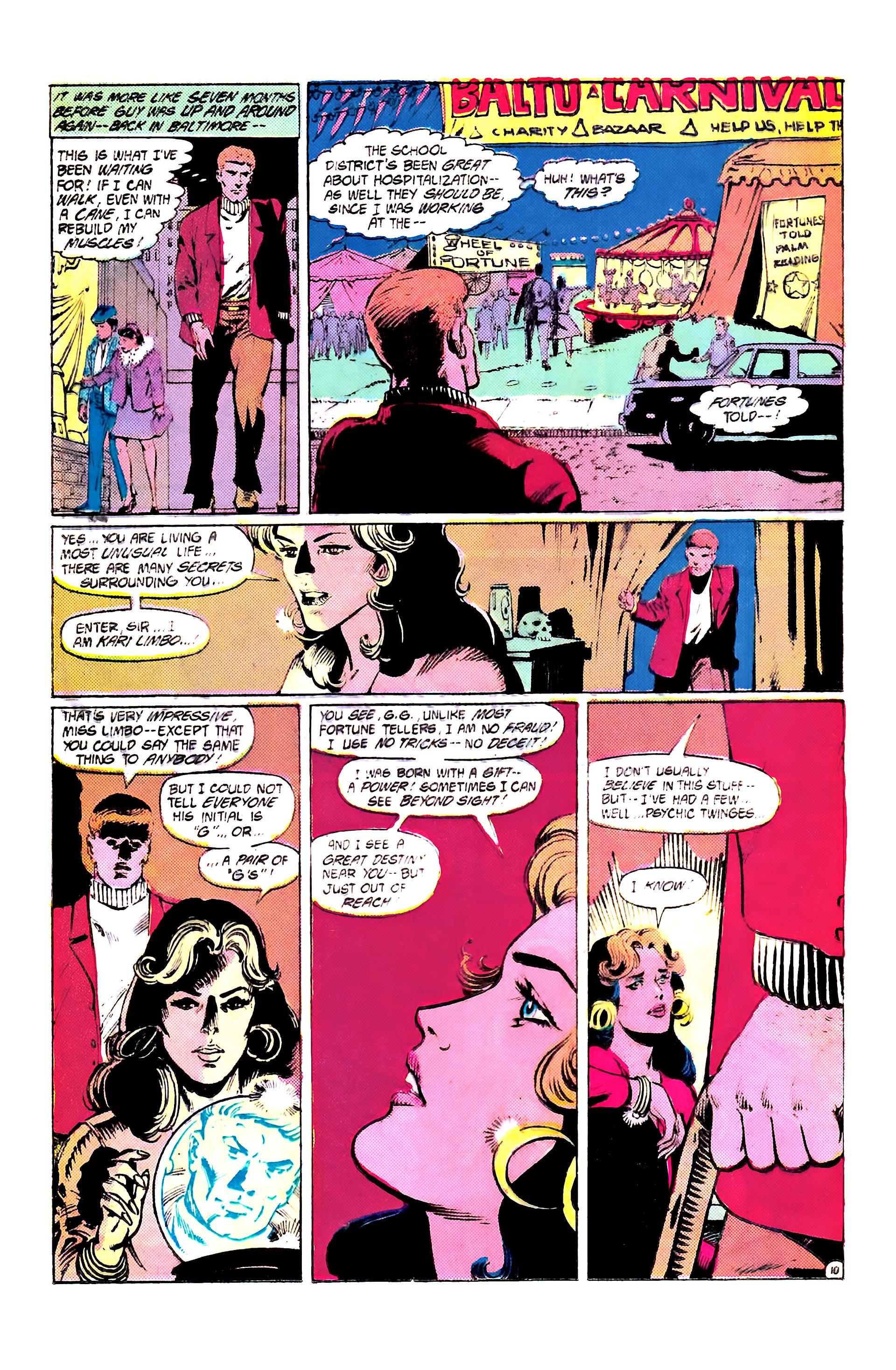 Read online Secret Origins (1986) comic -  Issue #7 - 16