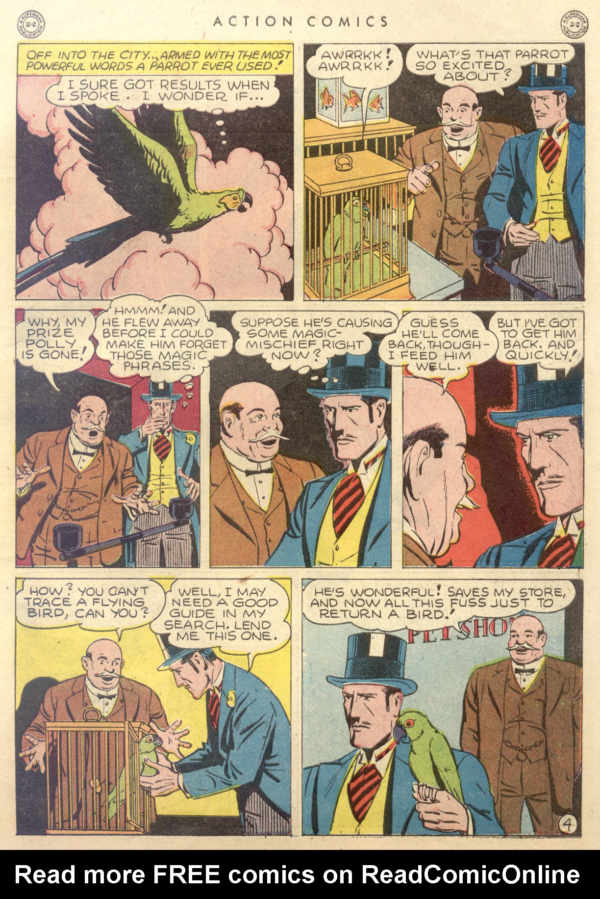 Read online Action Comics (1938) comic -  Issue #88 - 45