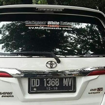 Rental Mobil Makassar Palopo