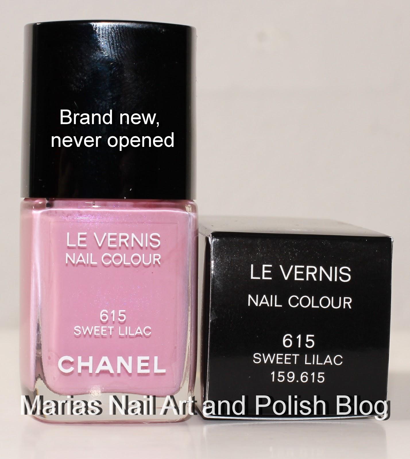Chanel Holographic Nail Polish: Marias Nail Art And Polish Blog: Chanel Wish- And Swap List
