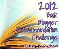 2012 Book Blogger Recommendation Challenge