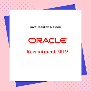 Oracle Bangalore Recruitment 2019 for Software Developer posts