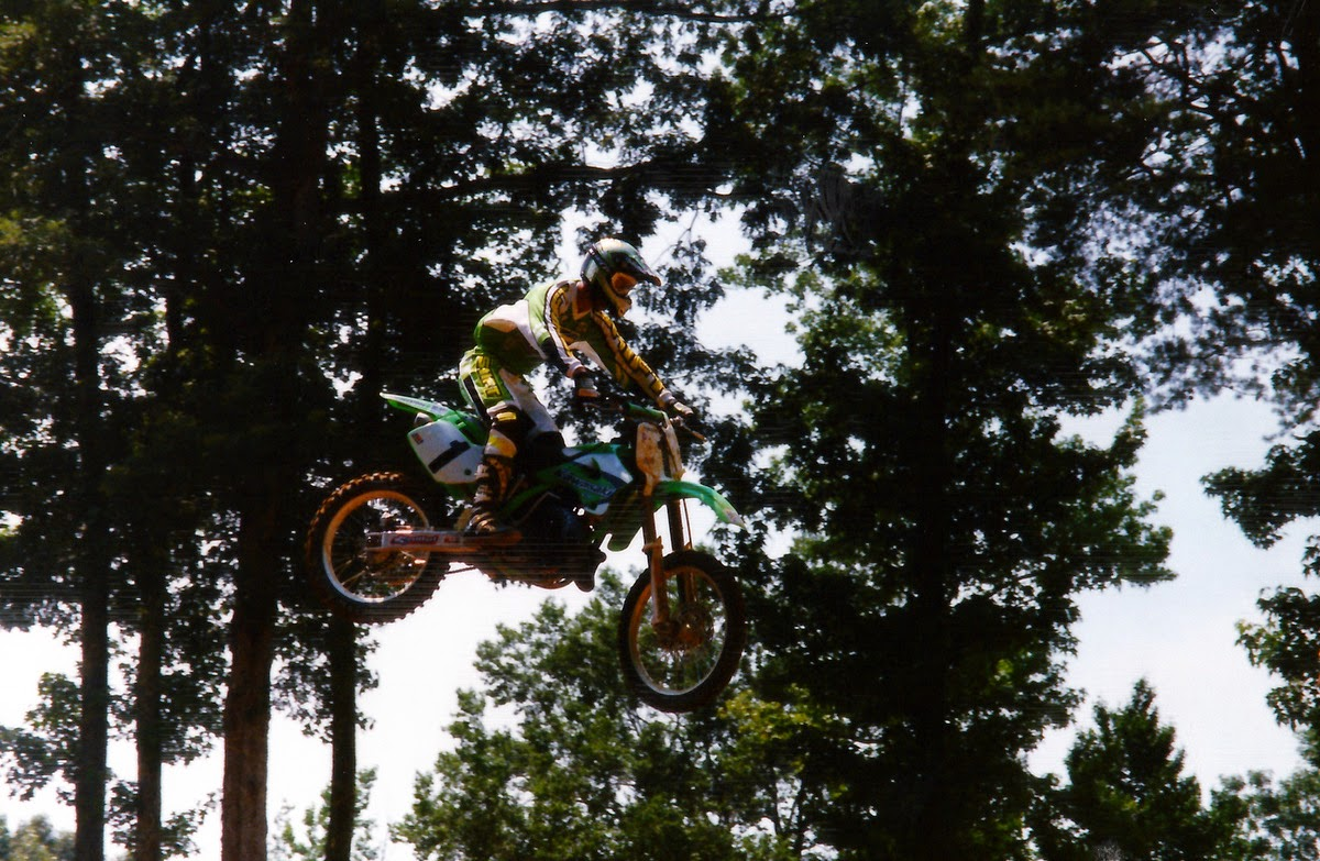 Jeff Emig Budds Creek 1998