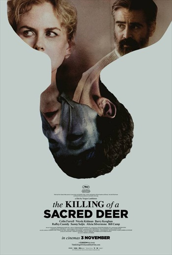 The Killing Of A Sacred Deer 2017 English 480p BRRip 300MB ESubs