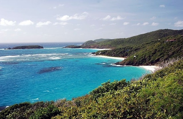 Pulau Mustique di Grenadines