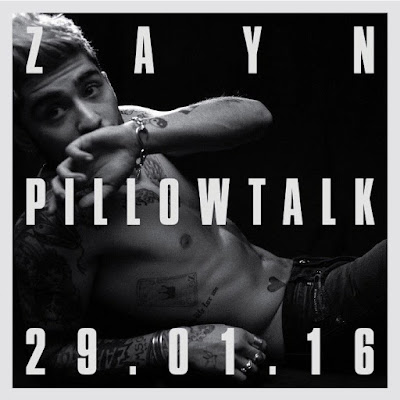 "Zayn's About to Rock the Bed With ""Pillowtalk"""