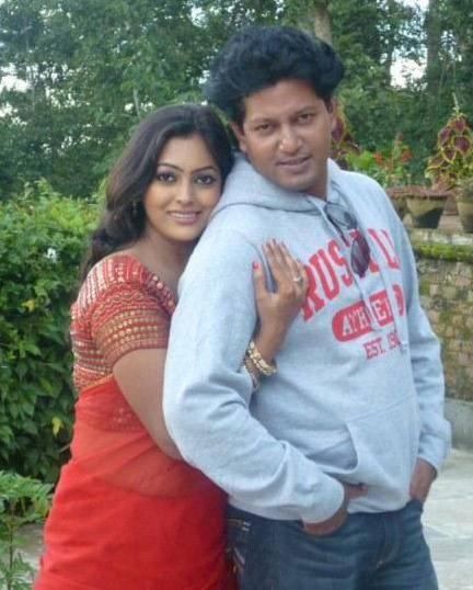 Beautiful Bangla Film Actress Nipun, Hot Actress