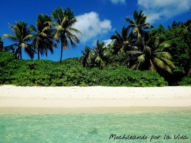 seychelles playas