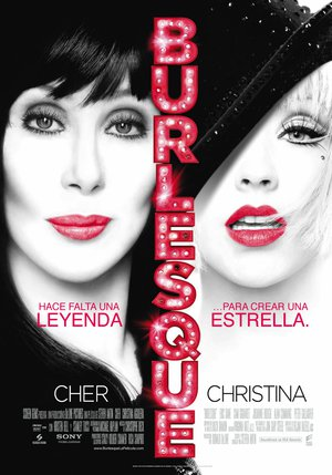 Poster Burlesque 2010