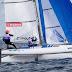 Dupla brasileira assume a vice-liderança no Mundial de vela