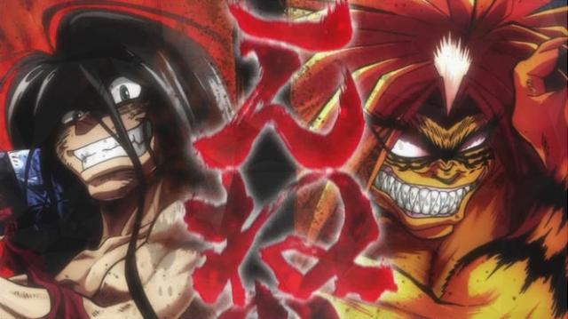 Truyền Thuyết Dã Vương Phần 2, Ushio To Tora 2nd Season