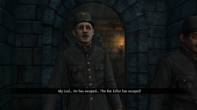 Screenshot from The Testament of Sherlock Holmes