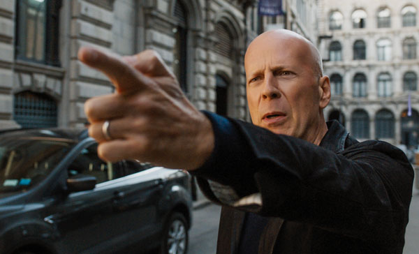 Paul Kersey (Bruce Willis) goes from a surgeon to a vigilante in DEATH WISH (2018)