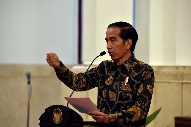 Jokowi: Tak Usah Takut, Ngomong Saja Biar Tahu Mana yang Mesti Saya Gebuk…