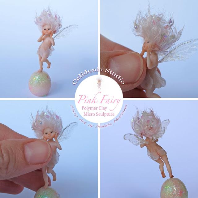 Micro Fairy Polymer Clay
