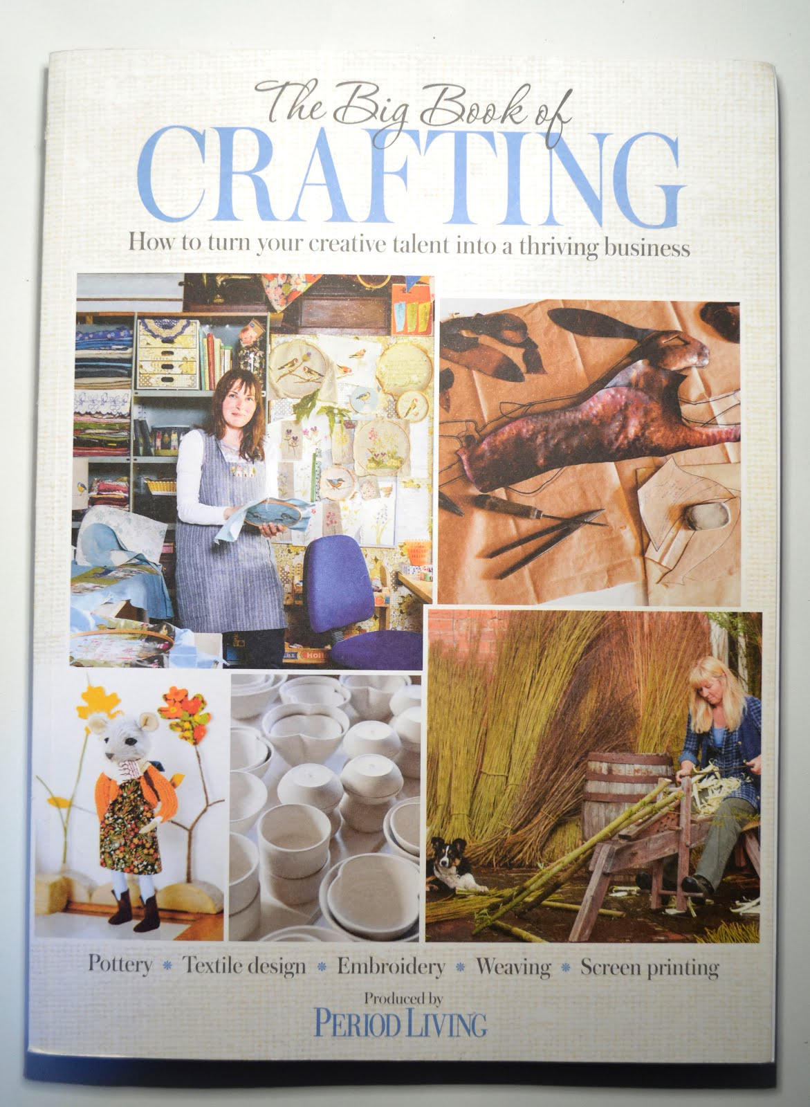 Period Living Magazine - The Big Book of Crafting