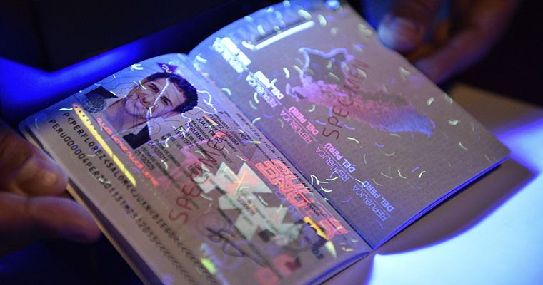 Tramitar pasaporte electrónico-biométrico 2016 Perú