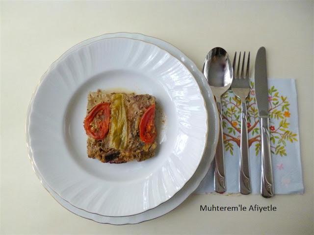 akşam yemeği için ana yemek önerisi