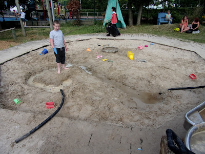 landport adventure playground portsmouth sandpit