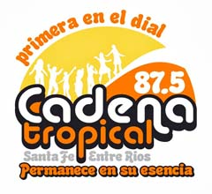 Cadena Tropical 87.5 FM en Vivo Online