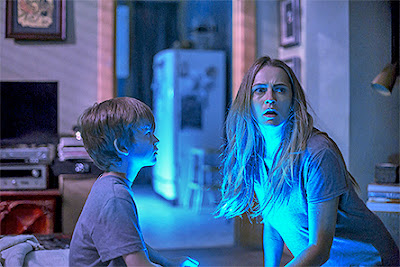 DVD & Blu-ray Release Report, Lights Out, Ralph Tribbey
