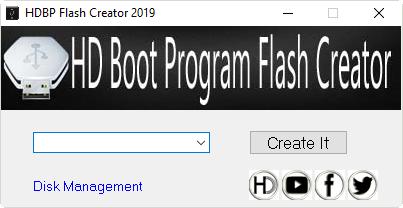 HDBP Flash Creator 2019
