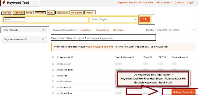 Keyword Io Use To Find Your Best Keyword