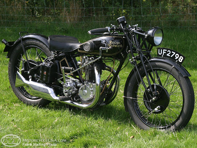 Rudge Ulster (1935) Price, Specs, Review, Top speed, Wikipedia, Color