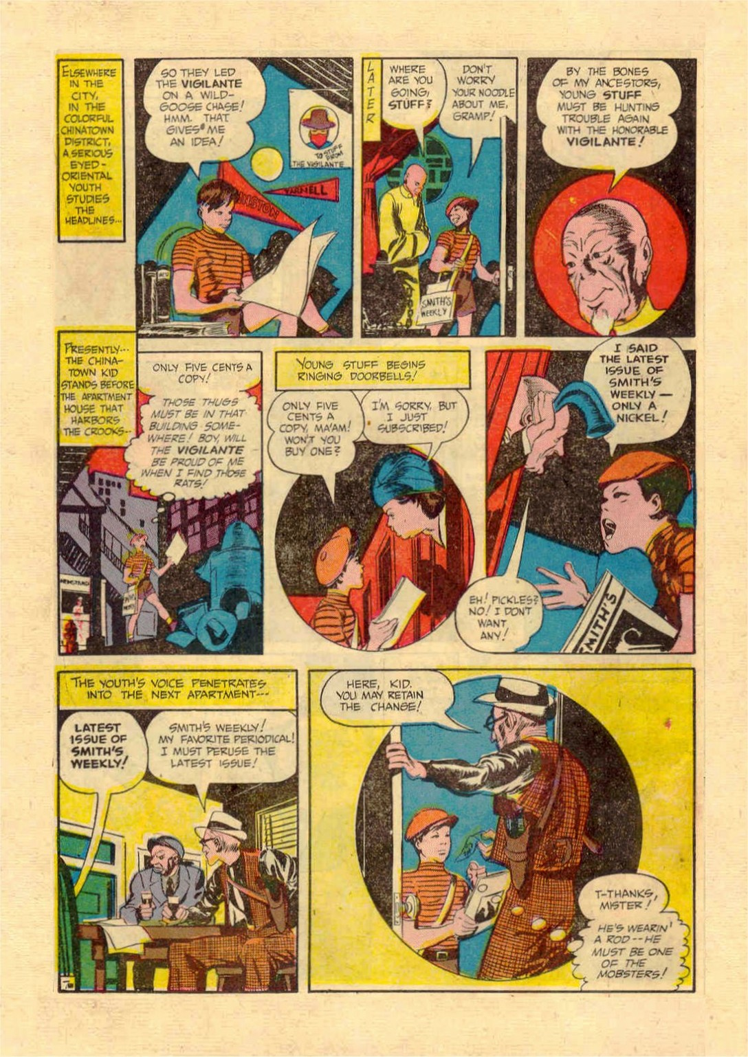 Read online Action Comics (1938) comic -  Issue #46 - 23