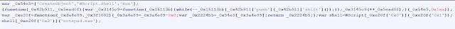 JavaScript ofuscado imagen