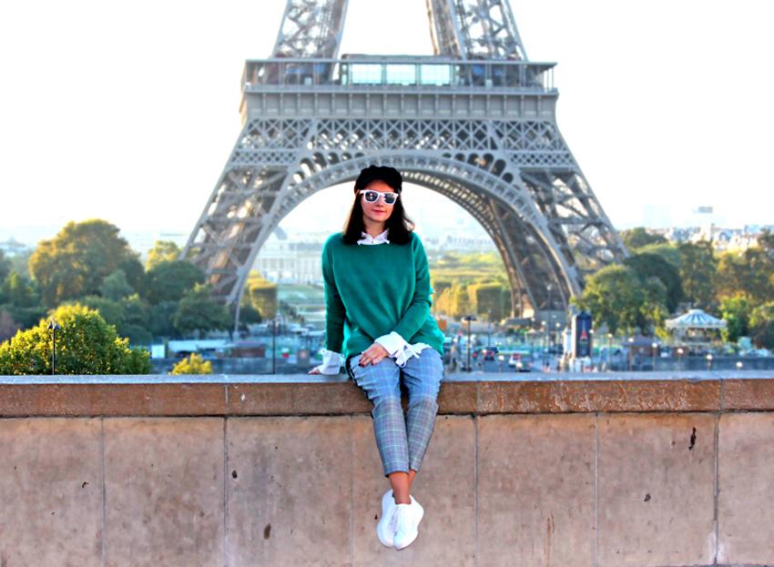 Eiffel  Tower  //  PARIS  Look