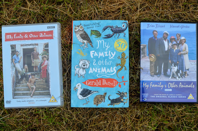 My family and other animals DVDs The Durrells