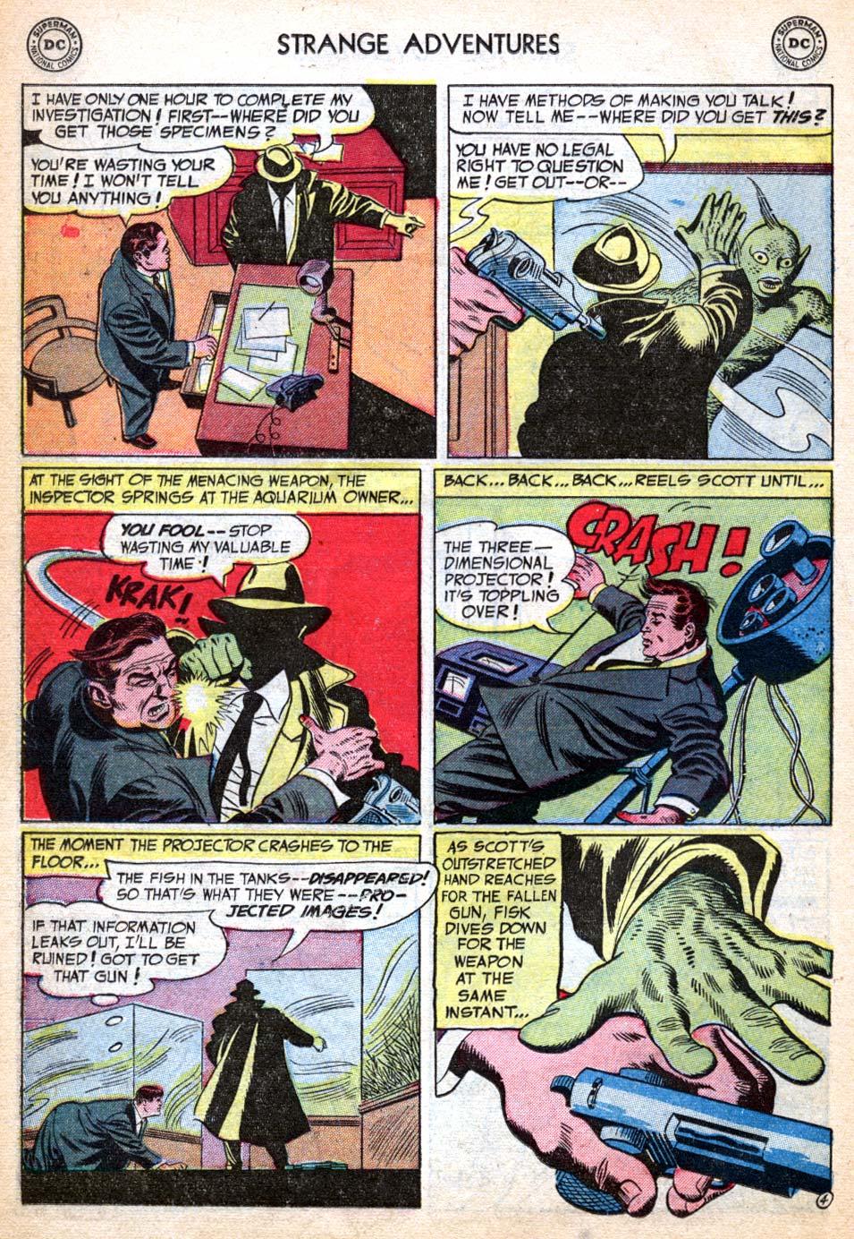Strange Adventures (1950) issue 35 - Page 22