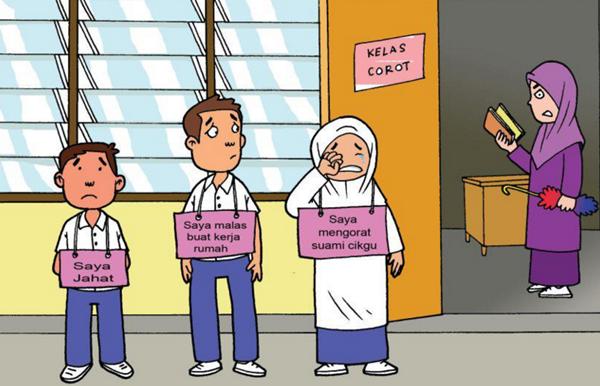 Ini Kaedah Terbaru Denda Pelajar Tanpa Guna Kekerasan Yang Mungkin Tidak Masuk Akal Tapi Terbukti Berkesan!