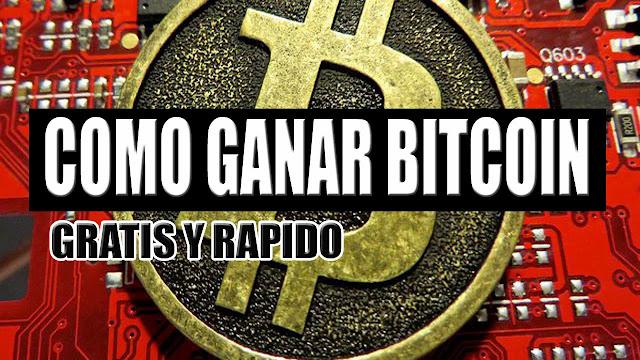 Obtener Bitcoin gratis