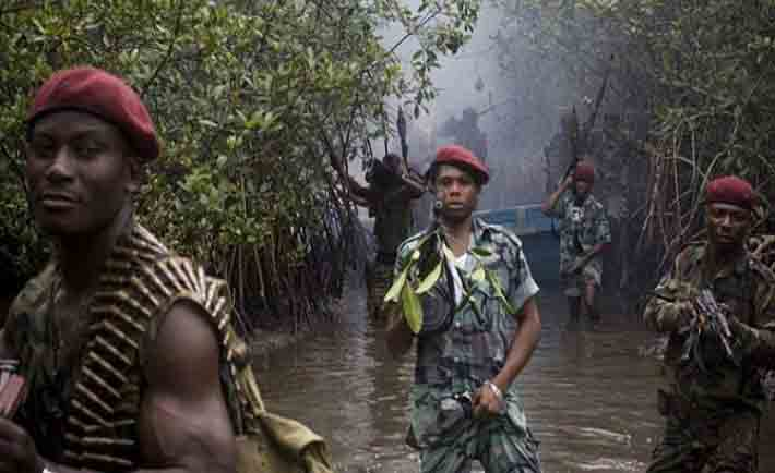 , 'We Are Negotiating With The Niger Delta Militants' Say President Buhari, Latest Nigeria News, Daily Devotionals & Celebrity Gossips - Chidispalace