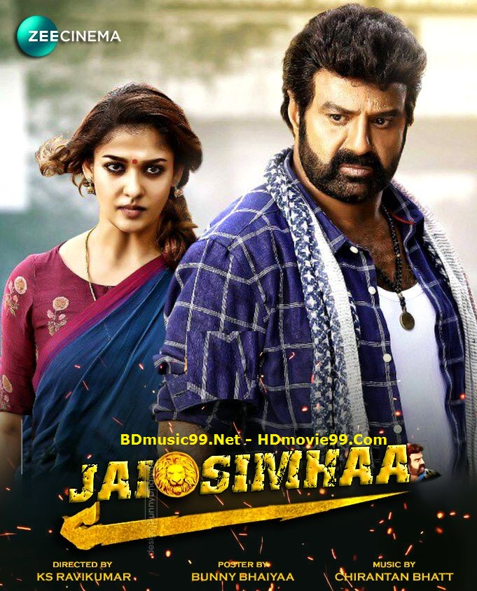 Jay Simha 2019 ORG Hindi Dubbed 400MB HDRip 480p ESubs Free Download