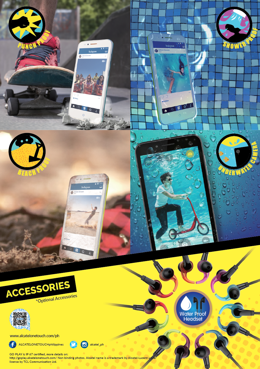 alcatel GO PLAY Accessories