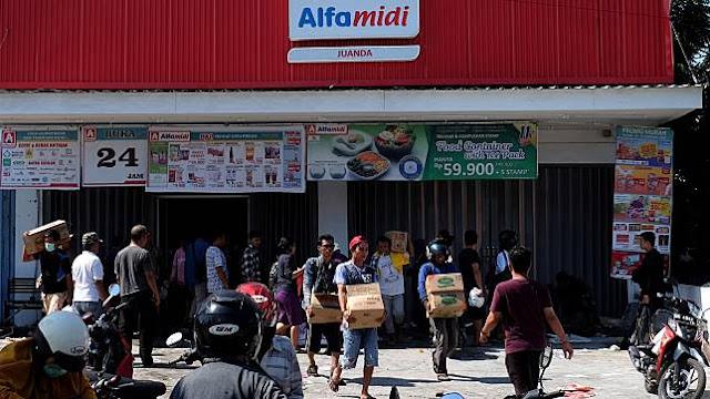 Ganti Rugi Penjarahan Tak Dibayar, Pengusaha di Palu Gugat Presiden dan Mendagri