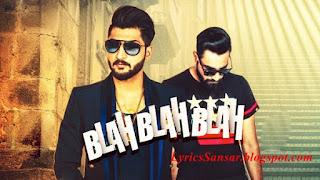 Blah Blah Blah | Bilal Saeed & Young Desi