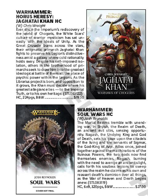 Warhammer Soul Wars