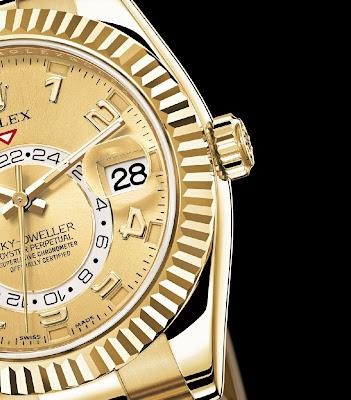 Rolex Oyster Perpetual SKY-DWELLER watch replica