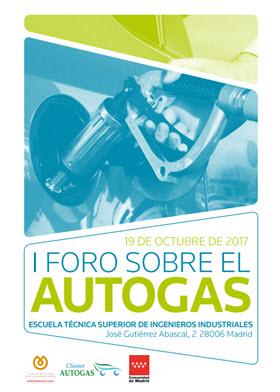 El Autogás - GLP en el Plan Energético de la Comunidad de Madrid
