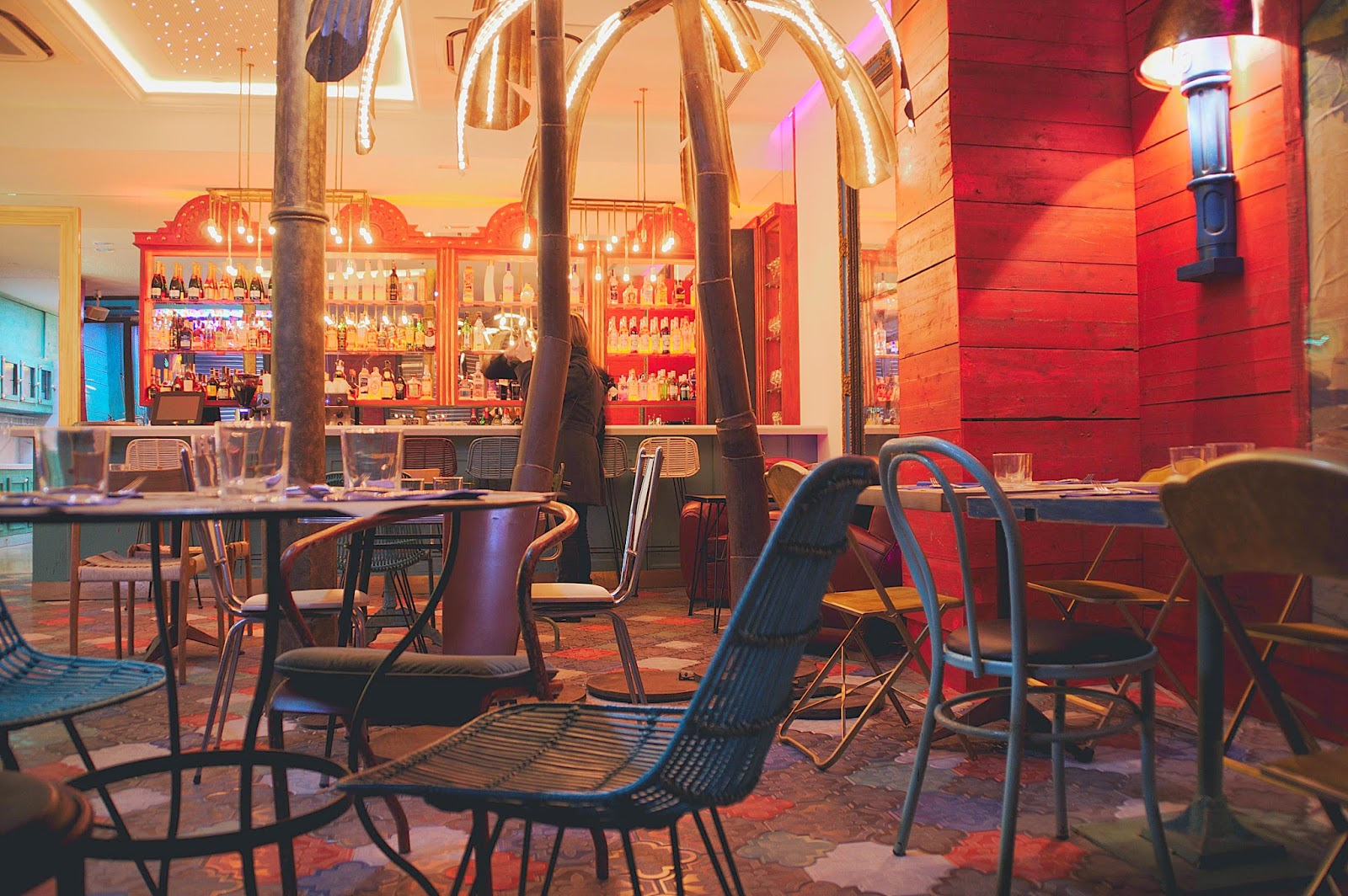 Bananas Kafe Barcelona