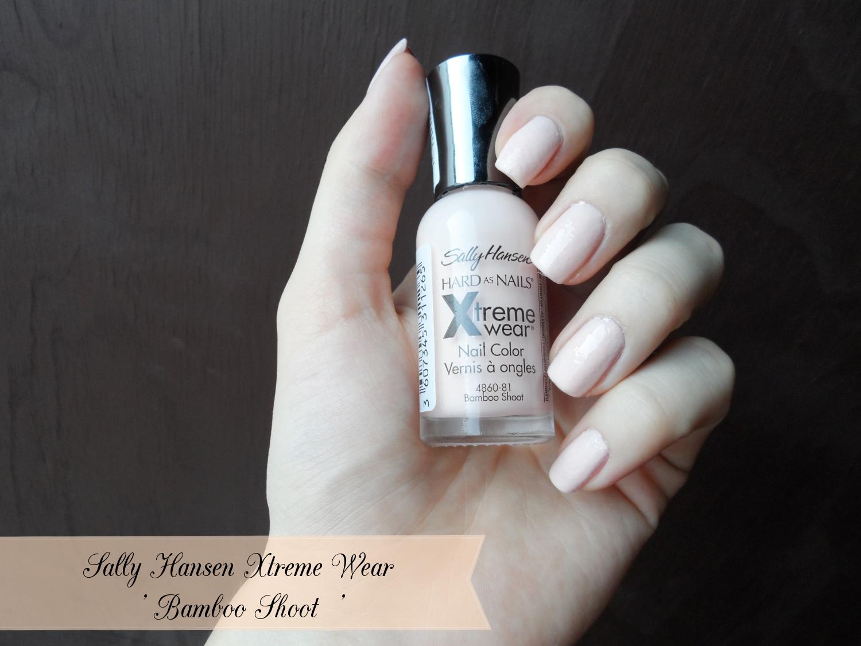 nude nail nude nails sally hansen nail lacquer