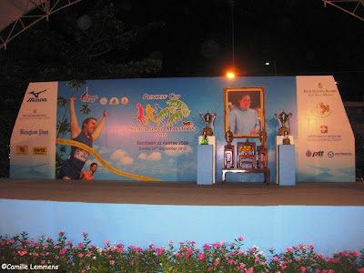 3rd Edition of Princess' Cup Samui Island Marathon 2012