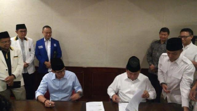 FUI: Prabowo-Sandiaga Sudah Sesuai Rekomendasi Ulama