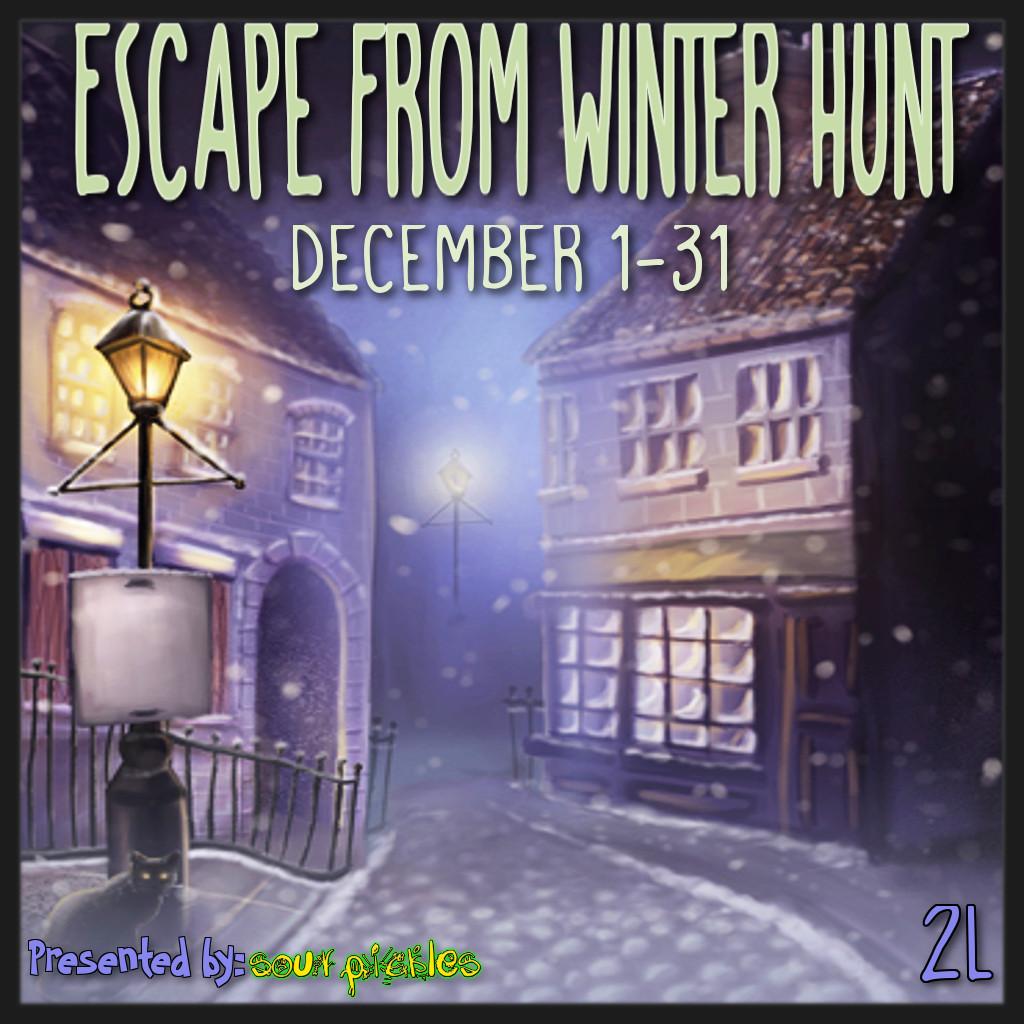 Escape From Winter Hunt